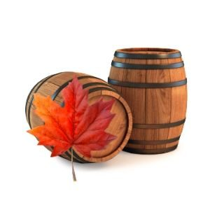 Bourbon Maple Dark Balsamic Vinegar