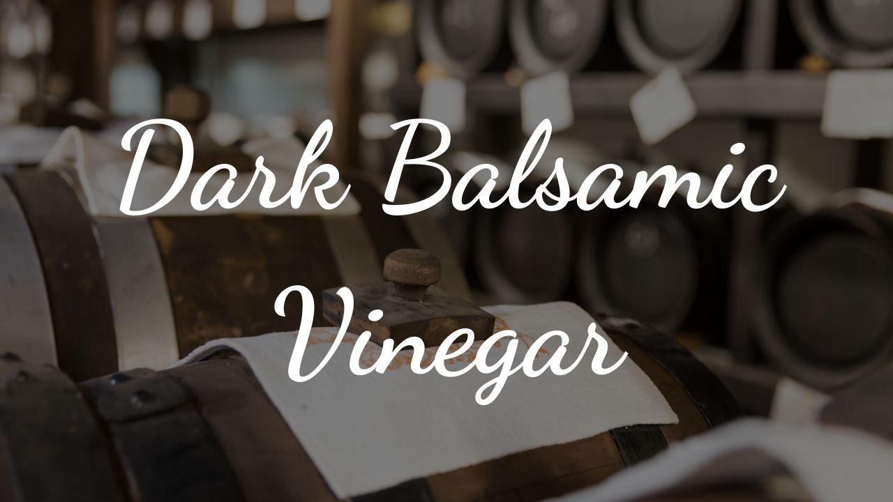 dark balsamic - dark bg