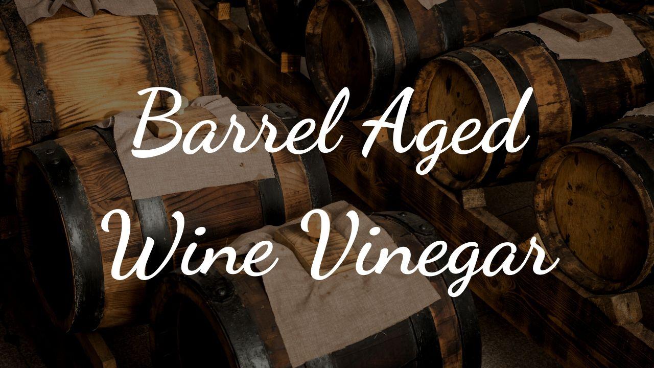 wine vinegar dark bg