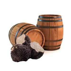 Black Truffle Dark Balsamic Vinegar