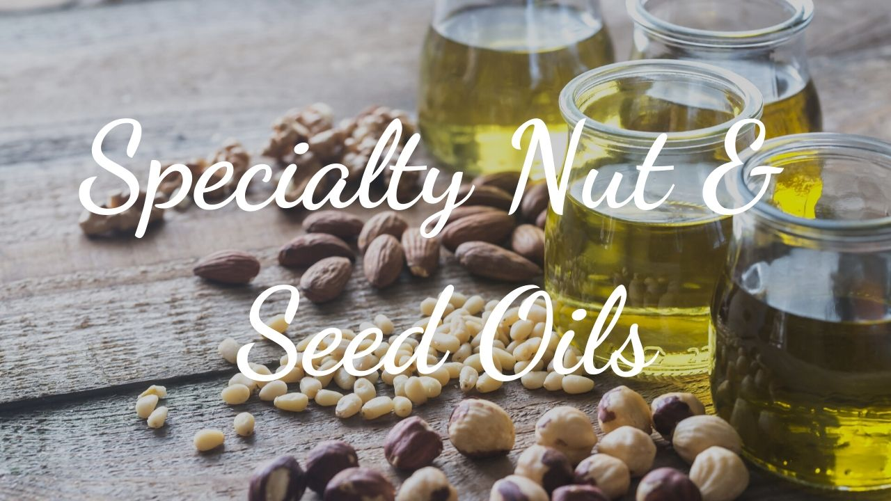 nut and seed oil light